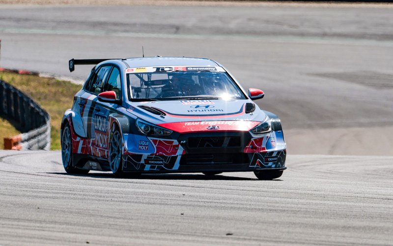 Liqui Moly на TCR Germany