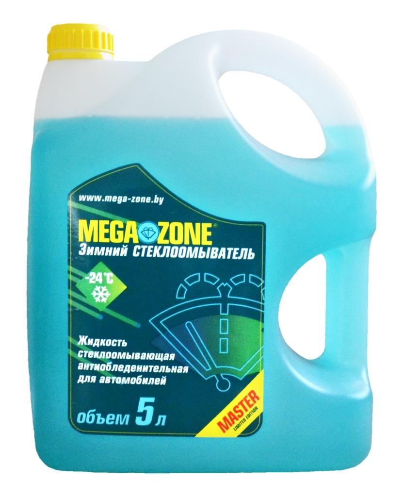 Стеклоомыватель Megazone 5л
