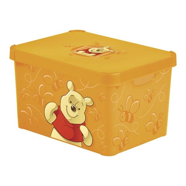 Ящик для хранения Curver Stockholm Disney Winnie-the-Pooh