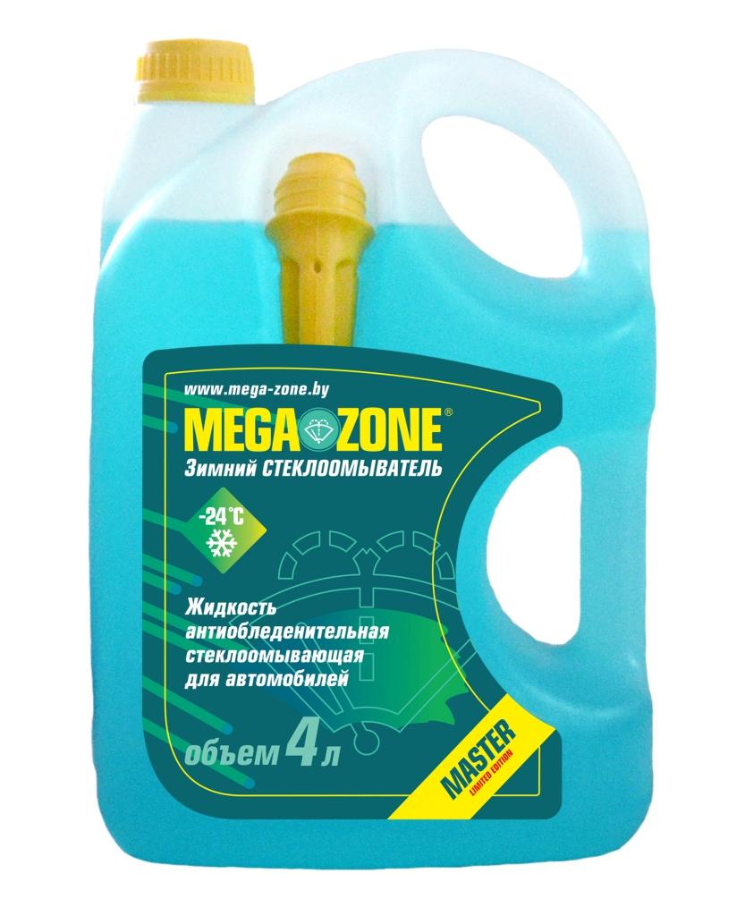 Стеклоочиститель Megazone Master 4л
